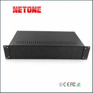 Media Converter Rack Netone NO-MCF14-D220