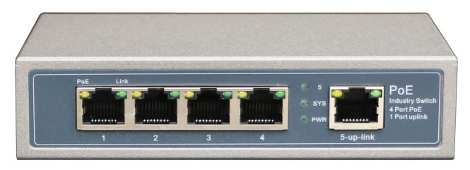 Switch POE Netone NO-AFG-41