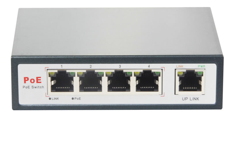 Switch POE Netone NO-AT-41